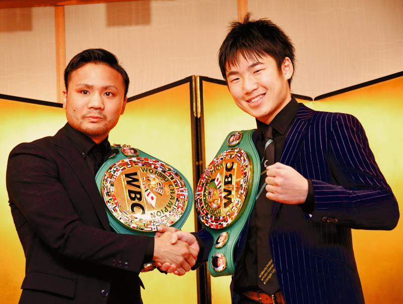 世界王者・比嘉大吾、3度目の防衛戦も「KOで勝つ」 日本記録に自信