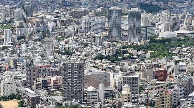 沖縄県内地価、4年連続の上昇 景気拡大で土地需要高く、伸び率全国2位