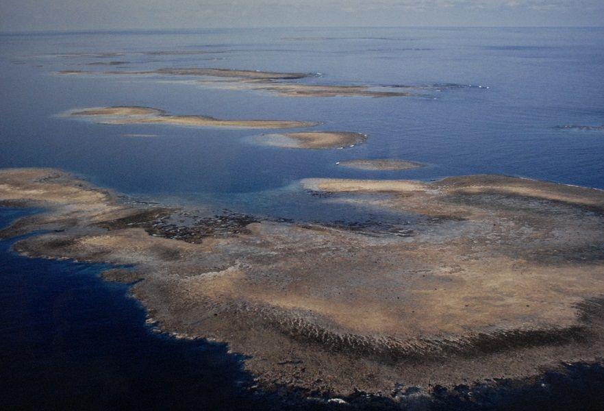宮古島の周辺海域