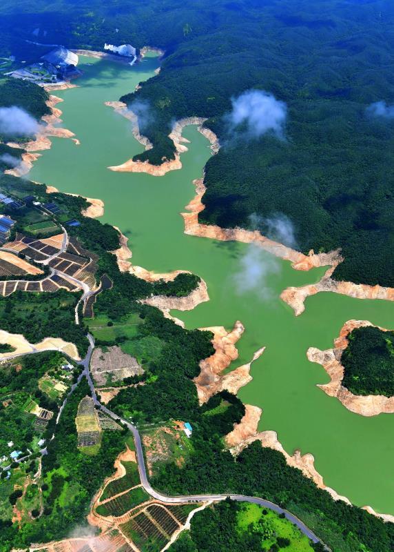沖縄で9年ぶり節水呼び掛け ダム貯水率、過去10年で最も低い44.7%