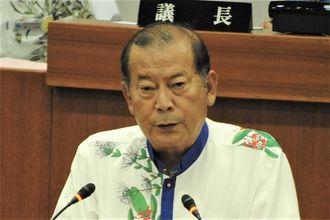 松川正則市長