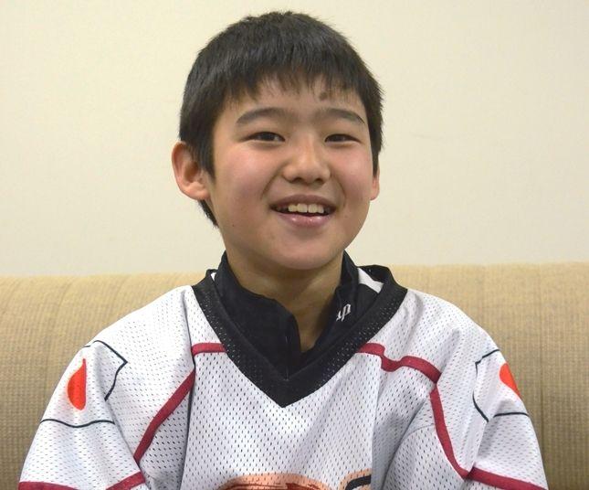 「うそじゃないかと…」沖縄からアイスホッケー日本選抜に選ばれた小学生 カナダで貴重な体験