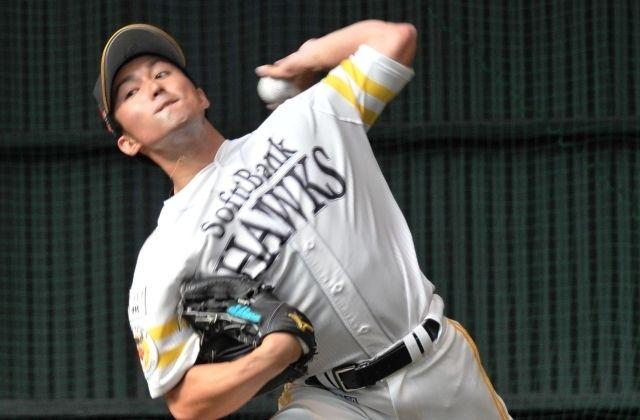 甲子園春夏連覇の左腕、プロ3年目は背水の陣 ソフトバンク島袋洋奨「結果を残さないと」