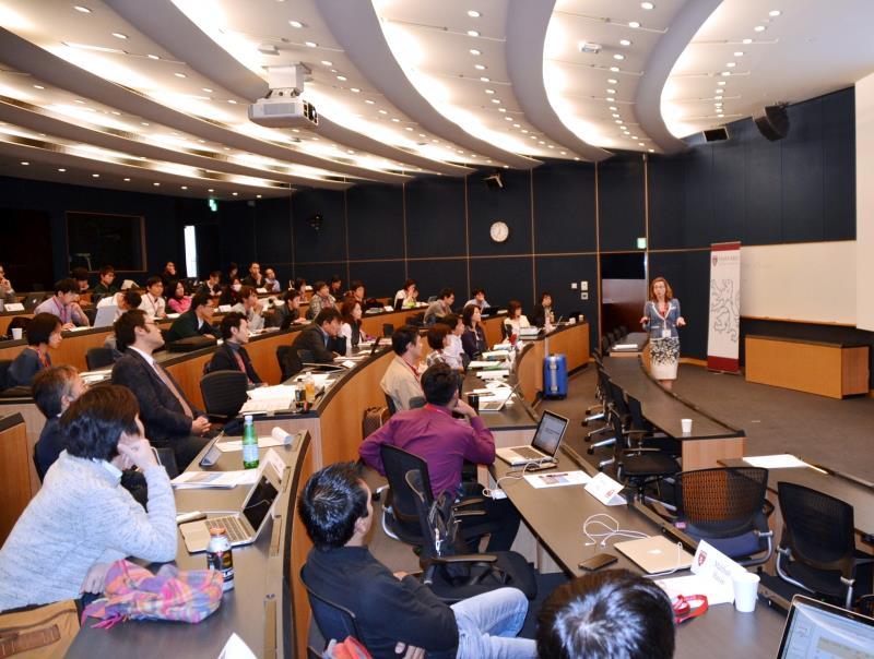 世界レベルの講義を沖縄で 国内初、ハーバード大医学校のワークショップ