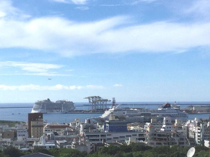 沖縄の天気予報(7月18日〜19日)晴れ 所によりにわか雨