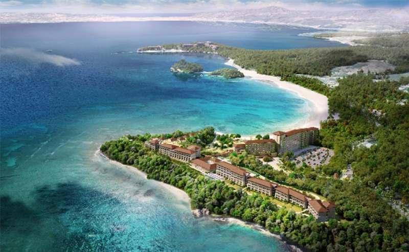 高級ホテル「ハレクラニ」 19年夏、沖縄で開業へ