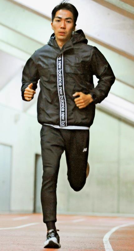 沖縄の公務員ランナー世界へ ロンドンマラソン挑む濱崎達規 五輪の道再び