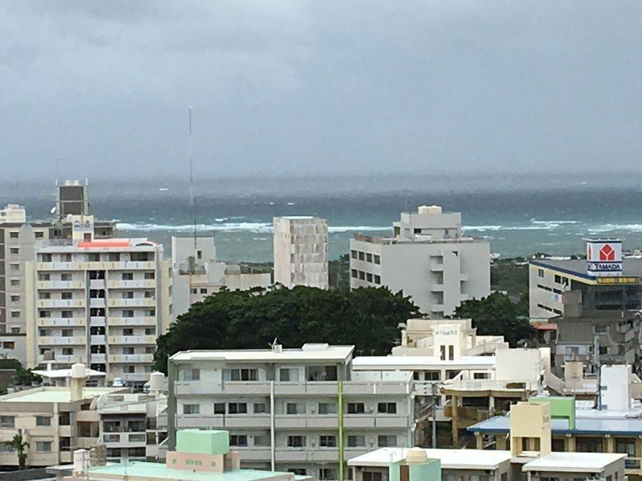 台風21号情報(21日午4時36分現在)