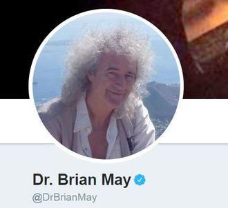 ブライアン・メイさんのTwitter