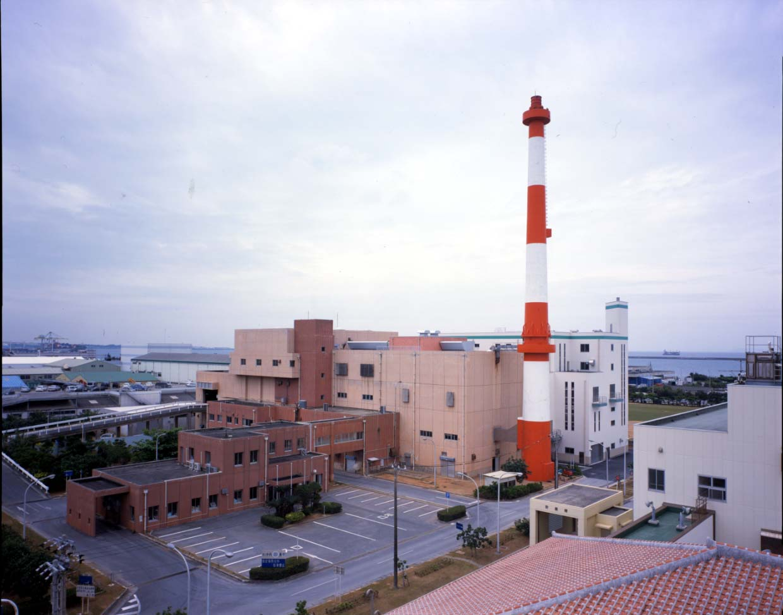 ごみ処理施設で水蒸気爆発 男性が全身の半分やけど 沖縄